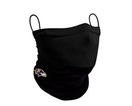 Baltimore Ravens 1-Pack Black Neck Gaiter - New Era