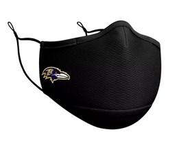 Baltimore Ravens 1-Pack Black Face Mask - New Era