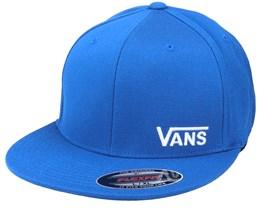 Mn Splitz Nautical Blue Fitted - Vans