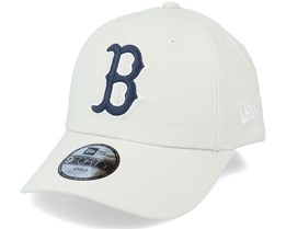 Kids Boston Red Sox C League Essential 9Forty Stone/Navy Adjustable - New Era