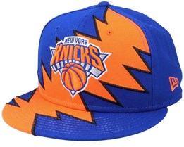 New York Knicks 9Fifty All-Star Game Tear Blue/Orange Snapback - New Era
