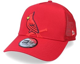 St. Louis Cardinals Team Elemental Cardinal Trucker - New Era