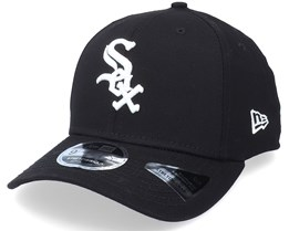 Chicago White Sox League Essential 9FIFTY Black/White Adjustable - New Era