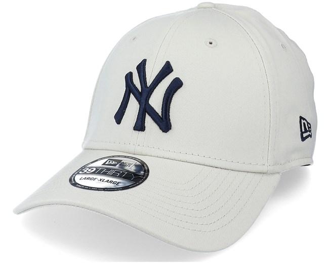 New Era 39Thirty Flexfit Cap New York Yankees stone beige