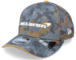 McLaren Special Edition Tour 9Fifty Stretch-Snap Camo Adjustable - New Era