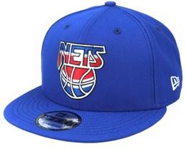 Brooklyn Nets 9Fifty 2021 Maj Blue Snapback - New Era