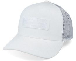 Own Brand Box Logo White Trucker - Mitchell & Ness