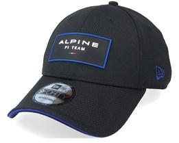 Alpine F1 Fancap Dash 9Forty Black Adjustable - New Era