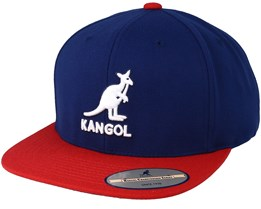Champions Link Navy Cardinal Snapback - Kangol 8a0955b5664