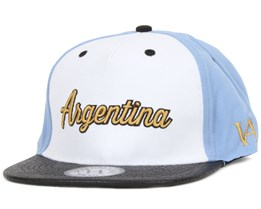 Argentina Strapback - Vincentius Apparel