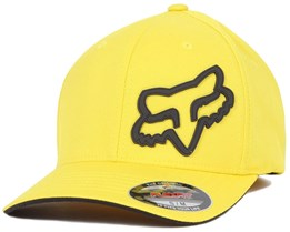 Signature Yellow Flexfit - Fox