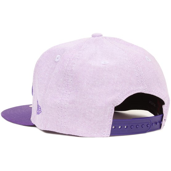 053f20f8e13 LA Dodgers Retro Scholar 2 Purple 9Fifty Snapback - New Era caps -  Hatstoreworld.com