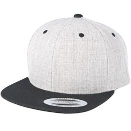 61a06e7fce3 Kids Snapdragger Grey/Green Snapback - DC keps - Hatstore.se