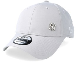 info for f2861 9713d NY Yankees Flawless Grey 940 Adjustable - New Era