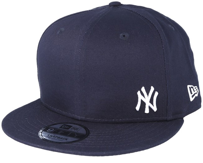 89b0f3cea40 NY Yankees MLB Flawless Navy 9Fifty Snapback - New Era cap - Hatstore.co.in