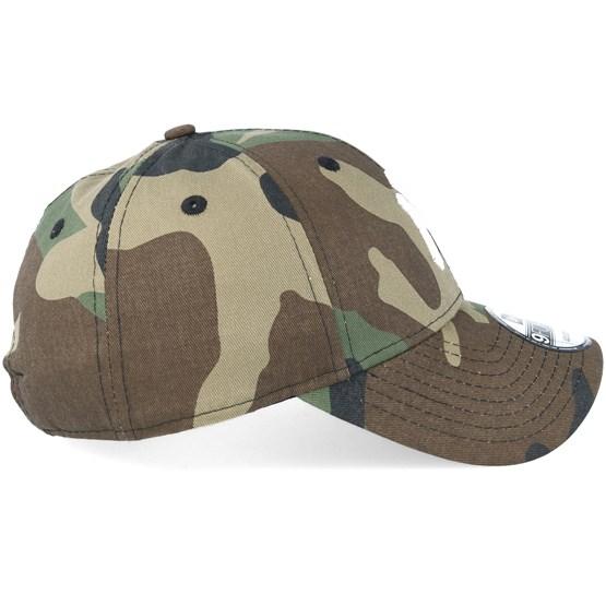 8187207f NY Yankees Basic Camo/White 940 Adjustable - New Era caps   Hatstore.co.uk
