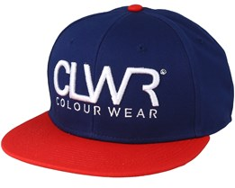 CLWR Cobalt Snapback - Colour Wear