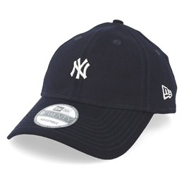 4fc00c99858 New Era NY Yankees Flawless Black 940 Adjustable - New Era  24.99. Only 1  in stock!