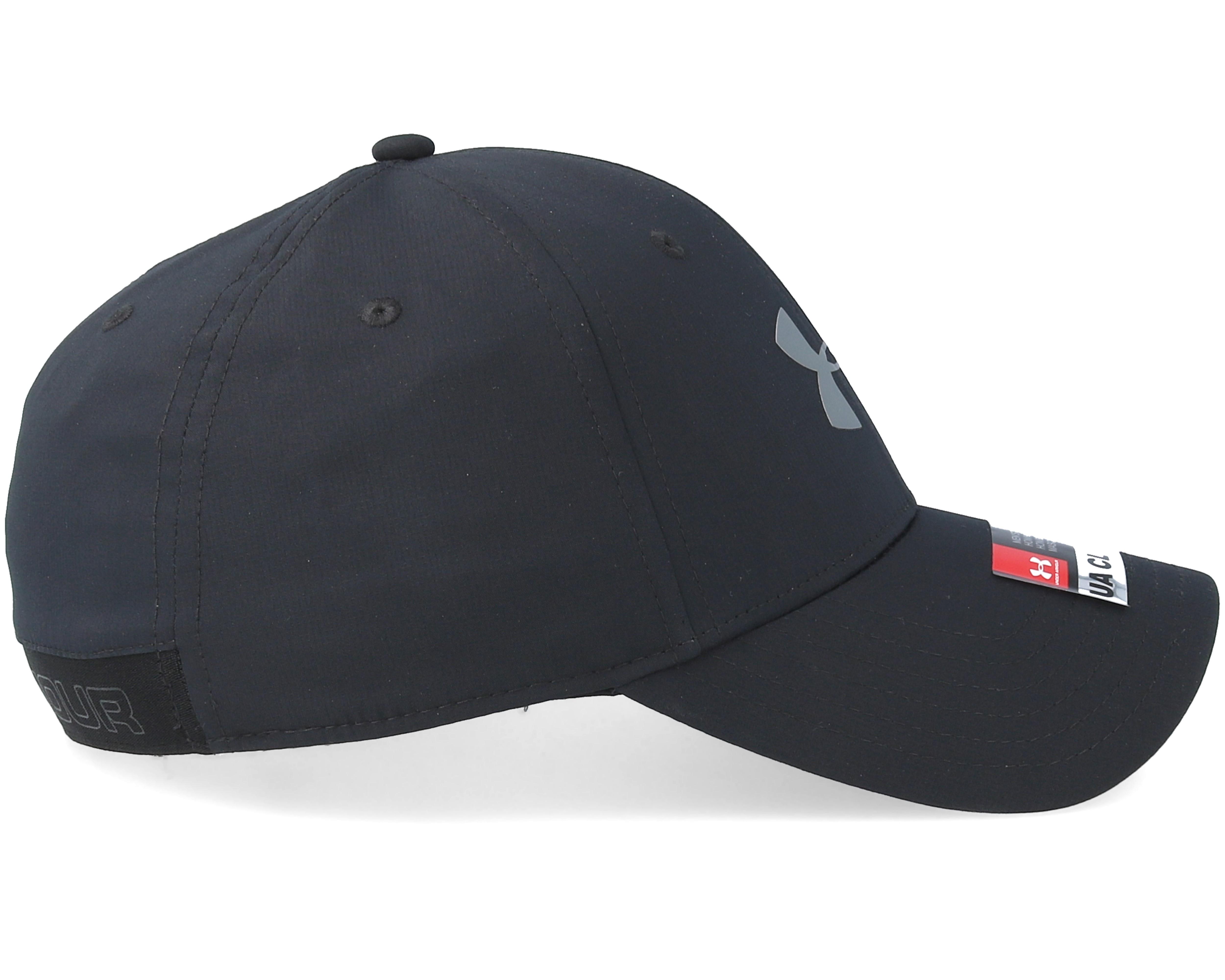 Storm Headline Black Flexfit Under Armor Caps Hatstore