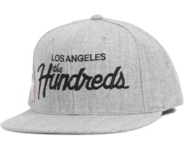 Forever Team Snapback Athletic Heather - The Hundreds