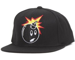 Forever Adam Snapback Black - The Hundreds