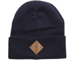 Official Fold Beanie Dark Navy - Upfront