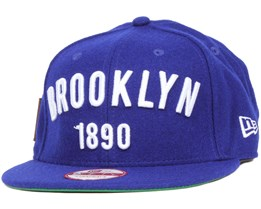 Brooklyn Dodgers Coop Patch 9Fifty - New Era