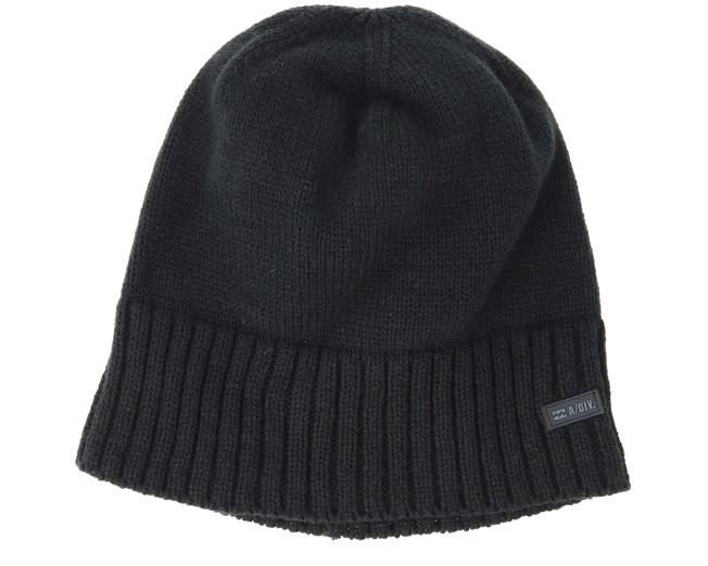 Adiv Black Beanie - Billabong beanies - Hatstoreworld.com 3b86936aa5f6