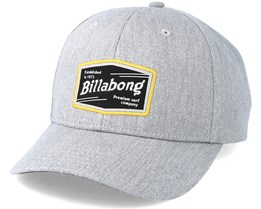 Walled Heather Grey Adjustable - Billabong