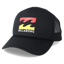 4e4718ef154 Billabong Podium Black Multi Trucker - Billabong CA  24.99