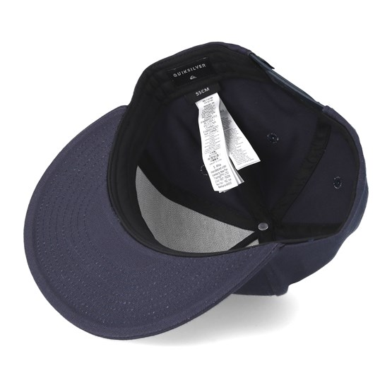 reputable site 93406 47d6c Mouthy Youth Navy Snapback - Quiksilver caps - Hatstoreaustralia.com