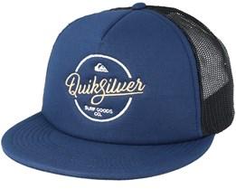 Turnstyles Blue Trucker - Quiksilver