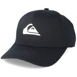 Quiksilver Decades Black Adjustable - Quiksilver  19.99  24.99 7bb49bb5207