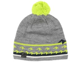 Barrow Grey/Green Pom - Quiksilver