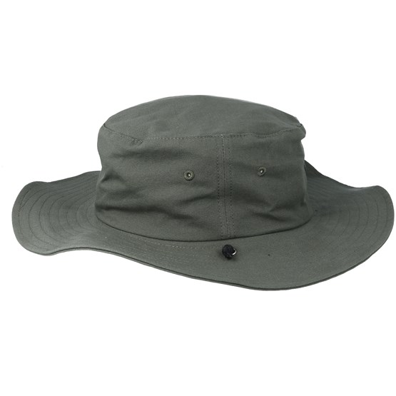 Bushmaster Green Traveller Hat - Quiksilver hats - Hatstoreaustralia.com 86390023d146