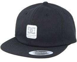 RoundBaller Black Snapback - DC