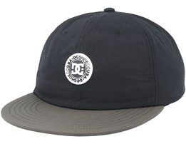 Fountains Black Snapback - DC
