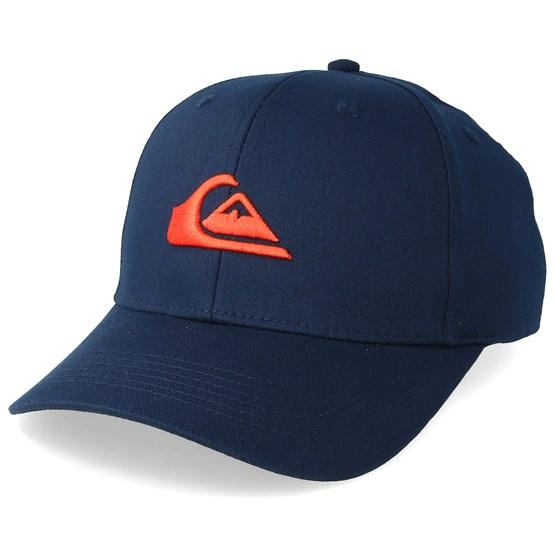 Chicago Bears Adjustable Navy Orange Hat by Reebok