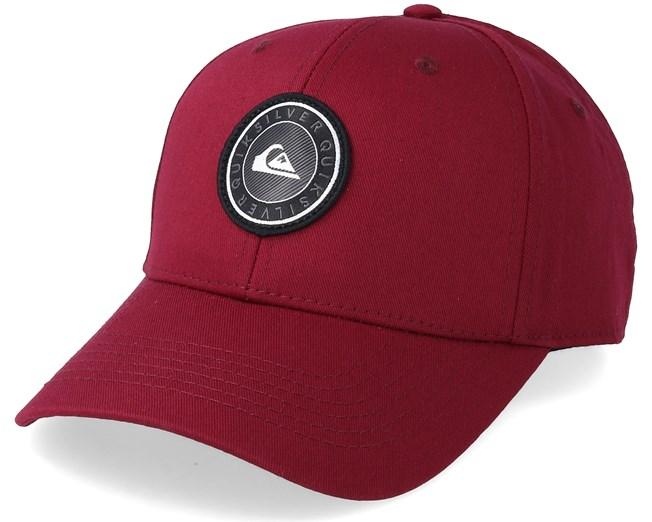 100% authentic f5113 dd0ae Kids Decades Plus Red Adjustable - Quiksilver caps - Hatstoreaustralia.com