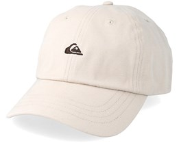 Papa Cap Beige Adjustable - Quiksilver