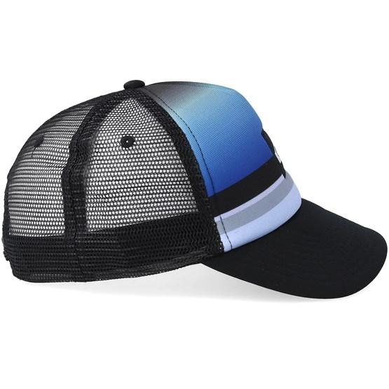 869cd957f8607d Kids Sets Coming Blue/Black Trucker - Quiksilver caps - Hatstoreworld.com