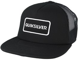 Startles Black Trucker - Quiksilver