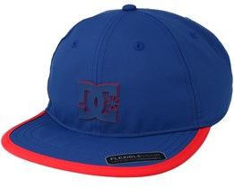 Crankers Blue/Red Snapback - DC