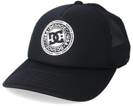 2ae4d5048657a Kids Vested Up By Black White Trucker - DC