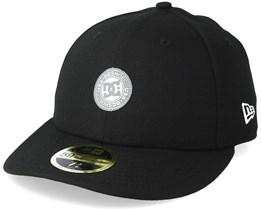 Rally Up 59Fifty Low Profile Black/Grey Fitted - DC