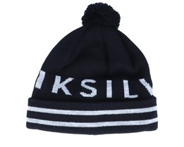 Kids Summit You Bean Black/Grey Pom - Quiksilver