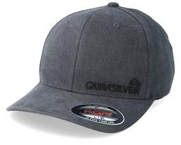 finest selection 98898 9d617 Sidestay Charcoal Black Flexfit - Quiksilver