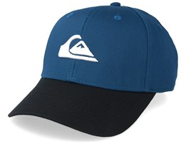 Decades Blue/Black/White Adjustable - Quiksilver