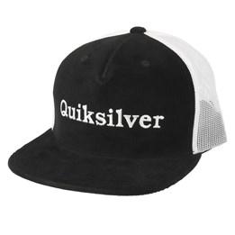 e86a68a2e Cardon Hue Black/White Trucker - Quiksilver