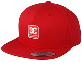 Snapdragger Red Snapback - DC
